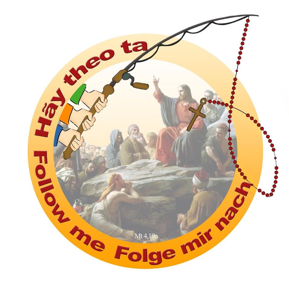 Logo ĐHCG 2018
